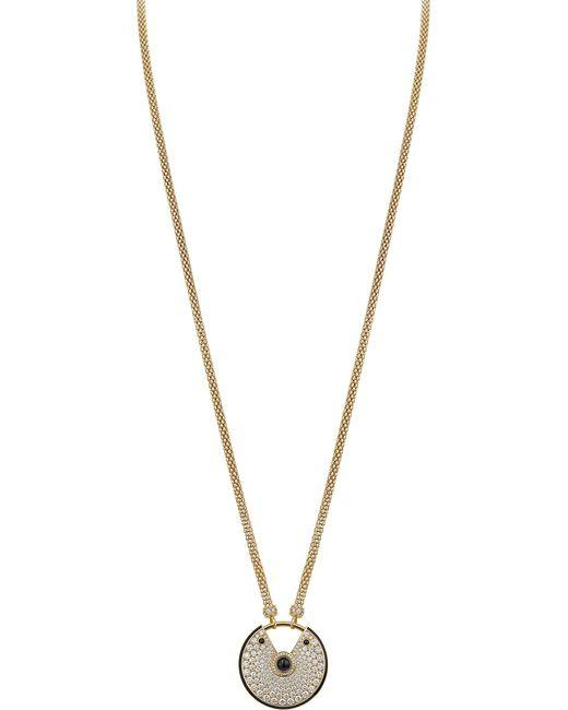 Cartier - Metallic Amulette De 18ct Yellow-gold - Lyst