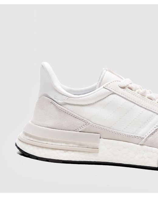 cab44f5316e48 ... Adidas - White Zx 500 Rm Sneaker for Men - Lyst ...