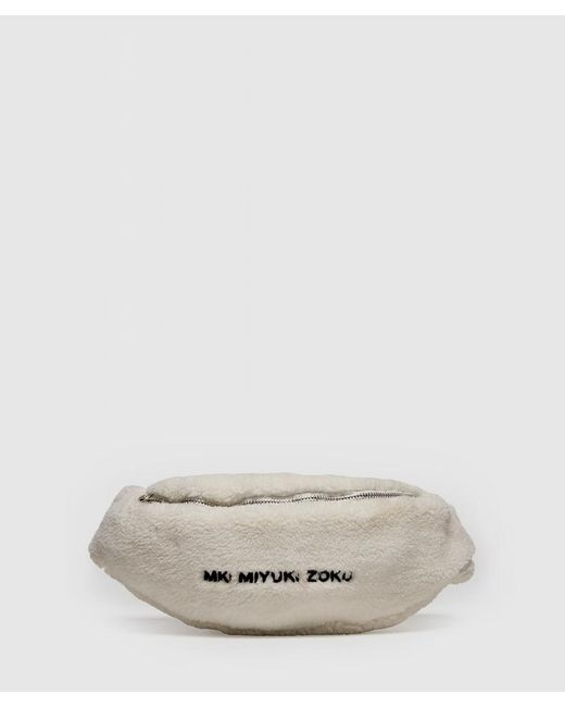 MKI Miyuki-Zoku - Multicolor Sherpa Slingpack for Men - Lyst
