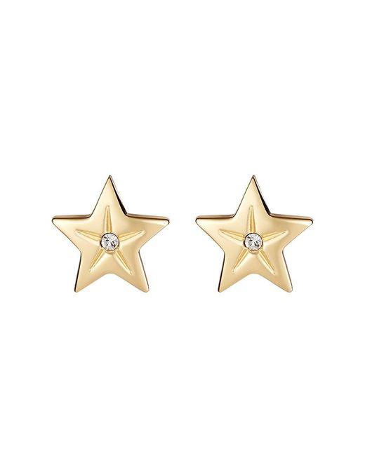 Shanghai Tang - Metallic Stars Earrings - Lyst