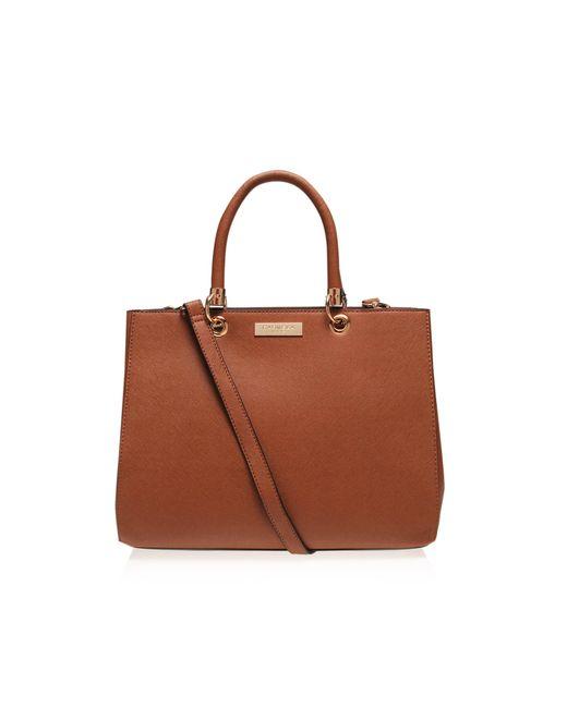 Carvela Kurt Geiger | Brown Darla Tote Handbag | Lyst