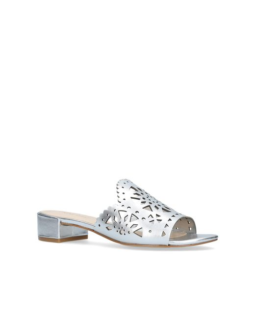 Nine West | Metallic Rownda | Lyst