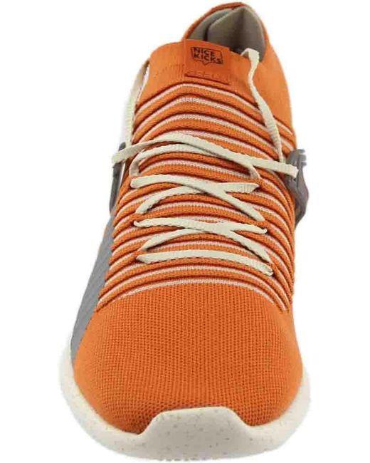 c382c7841e41d7 ... PUMA - Orange Scuderia Ferrari Evo Cat X Nice Kicks Smu for Men - Lyst  ...