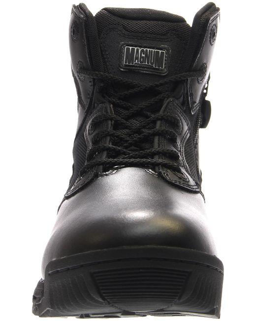 7607f3aa898 Men's Black Stealth Force 6.0 Side Zip