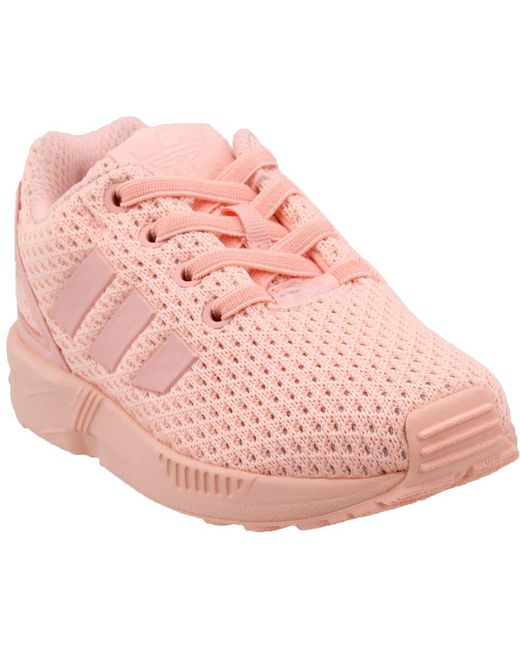 meet a0902 33c98 Women's Pink Zx Flux El