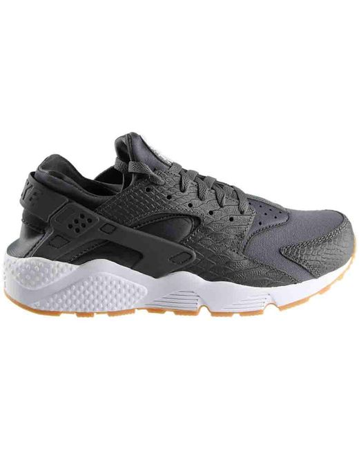 2414ea61e7b3 ... Nike - Gray Air Huarache Run Se - Lyst ...