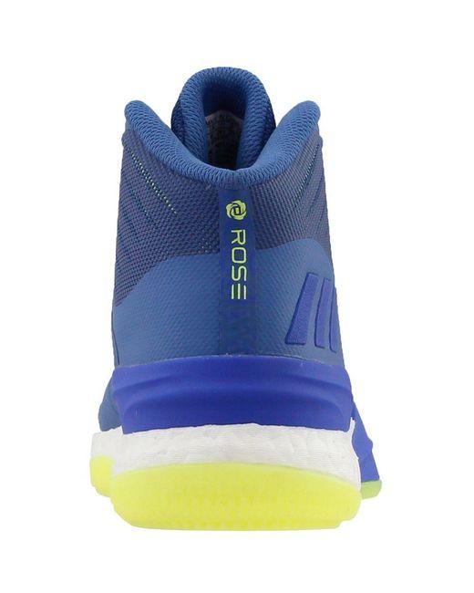 d0717245fec2 ... Adidas - Blue D Rose 8 for Men - Lyst ...
