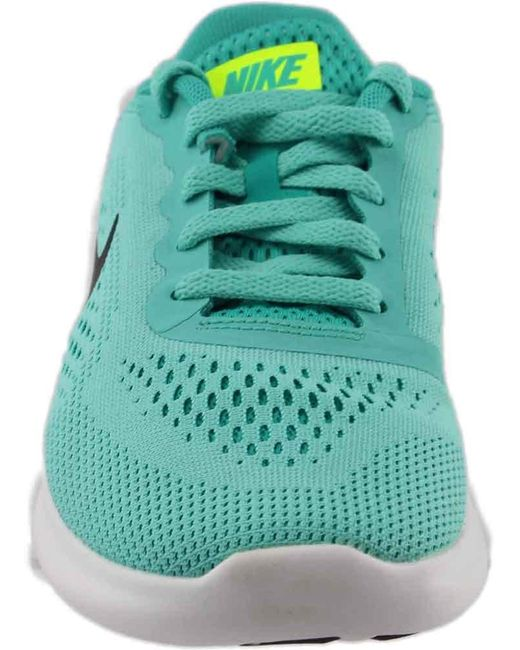 Nike Free Run in Green Lyst