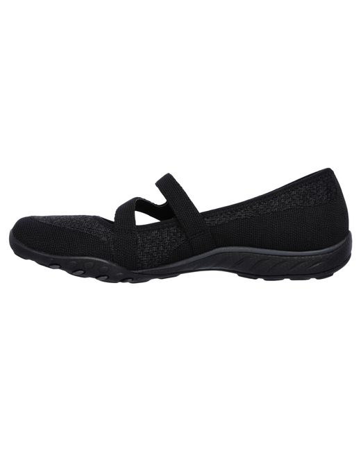 ... Skechers - Black Relaxed Fit  Breathe Easy - Lucky Lady - Lyst ... 7afafbebfbe
