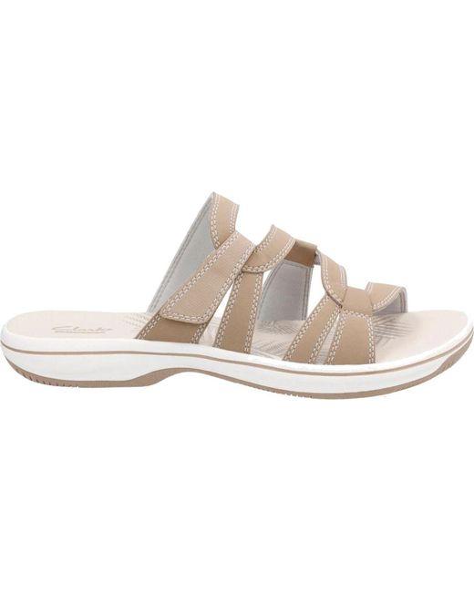 c2f5e92e85e ... Clarks - Multicolor Brinkley Lonna Strappy Sandal - Lyst ...