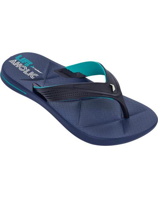 Rider - Blue Easy Ii Thong Sandal for Men - Lyst