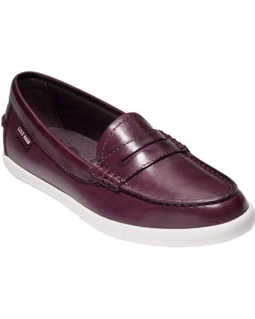 Cole Haan - Purple Pinch Weekender Loafer - Lyst