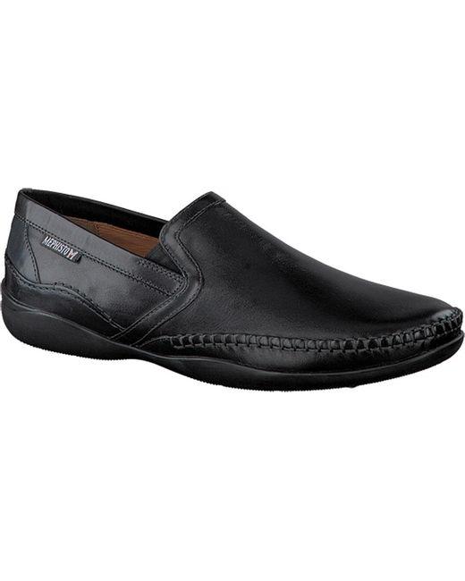 Mephisto - Black Irwan Moc Toe Loafer for Men - Lyst
