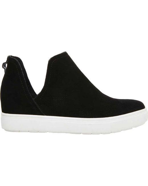 e98b5fa6105 Lyst - Steven by Steve Madden Canares Slip On Sneaker in Black