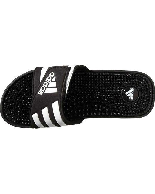 810cbe711 ... Adidas - Black Adissage for Men - Lyst ...