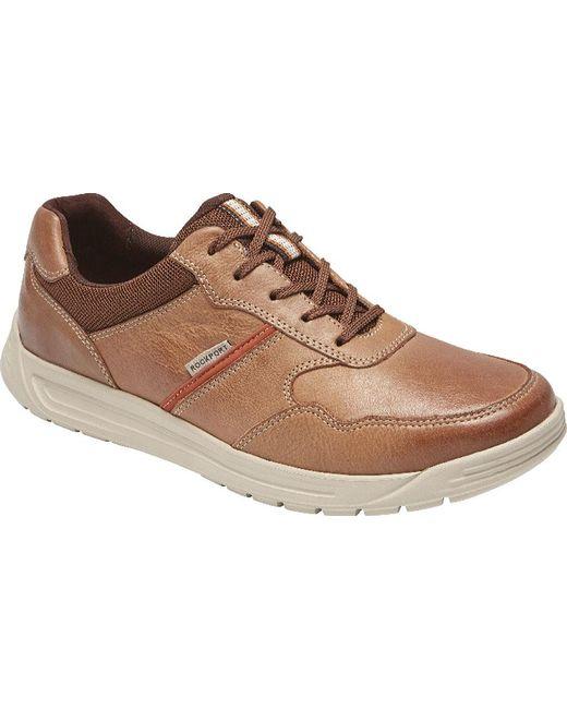 Rockport - Brown Randle Ubal Sneaker for Men - Lyst