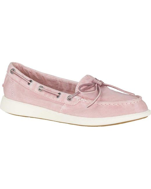 Oasis Canal Boat Shoes upkMHe