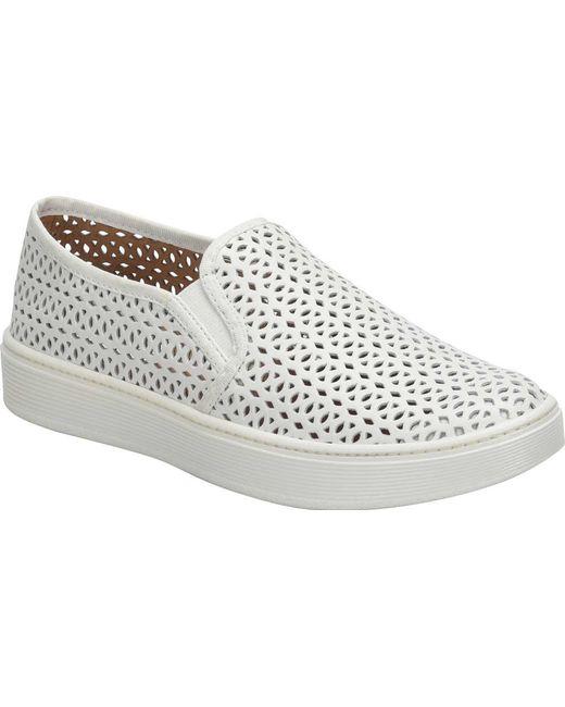 Söfft - White Somers Ii Slip-on Shoe - Lyst