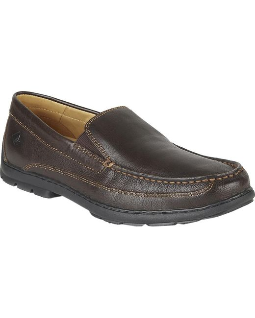 Sperry Top-Sider - Brown Gold Cup Twin Gore Loafer for Men - Lyst