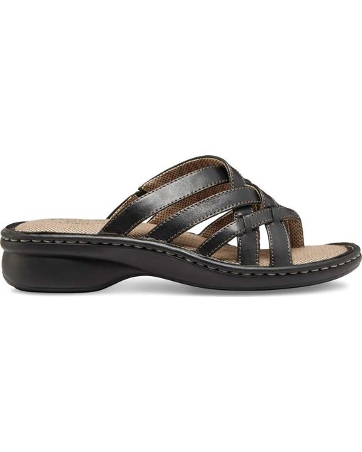 Eastland Lila(Women's) -Brown Leather Discount Best Store To Get Cheap Sale Free Shipping Sale Amazing Price JtMlir