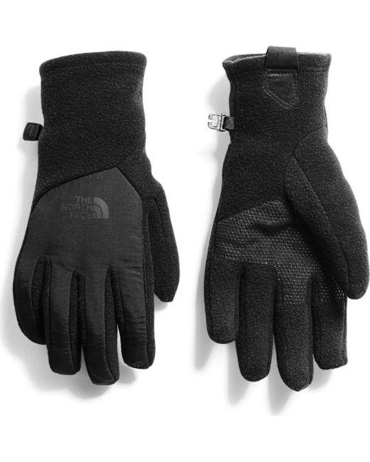 The North Face - Black Denali Etip Glove - Lyst