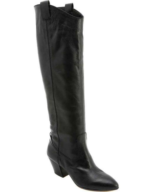 0c6b18b412c Dolce Vita - Black Hinley Riding Boot - Lyst ...