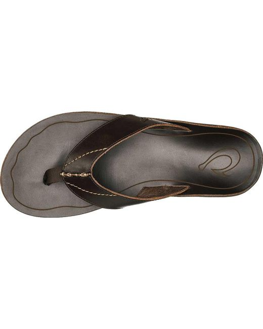 1354bdf5f69a ... Olukai - Multicolor Nohona  ili Thong Sandal for Men ...