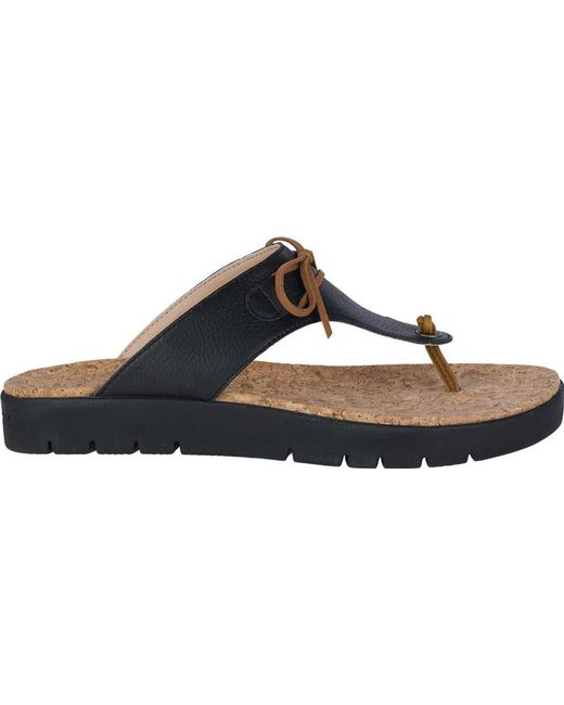 Sperry Sunkiss Cara Thong Sandals fzEIKiC4iM