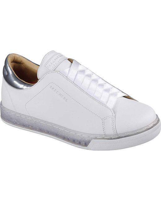 Skechers Prima Criss Cross Sneaker (Women's) xhR5GSpf8