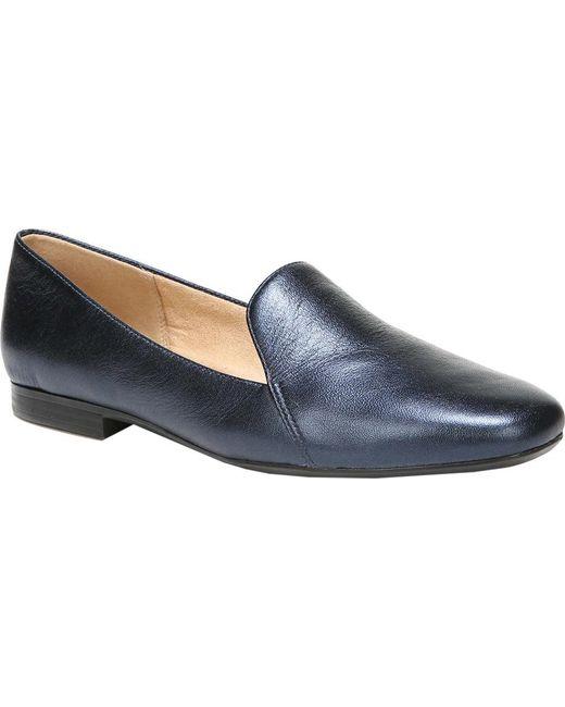 Naturalizer Emiline Metallic Sparkle Leather Loafers o26BvnP