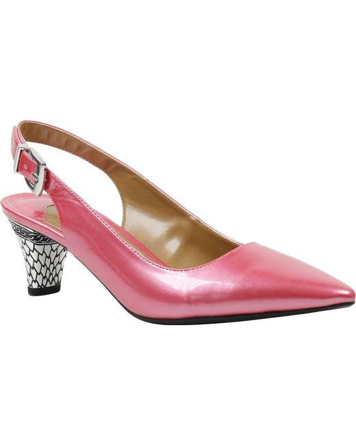 J. Renee Slingback Pumps - Mayetta sale purchase buy cheap footaction extremely cheap price LprVUoyEz5