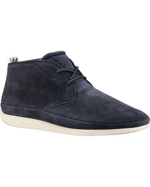 Ugg - Blue Cali Chukka Sneaker for Men - Lyst