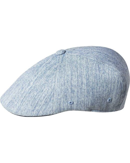 a249dcb4 Lyst - Kangol Wool Flexfit 504 in Blue for Men