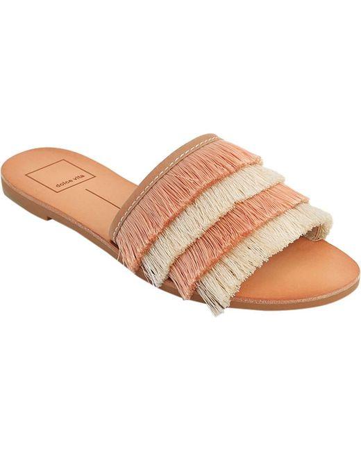 3f422011b5b Dolce Vita - Multicolor Celaya Slide Sandal - Lyst ...