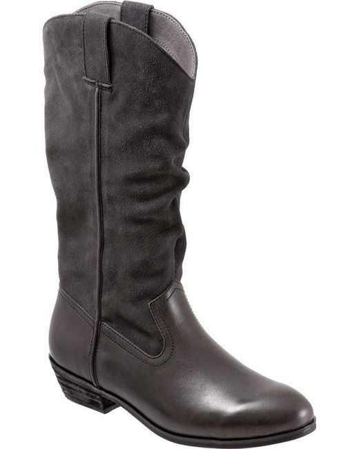 Softwalk® - Gray Rock Creek Wide Calf Boot - Lyst