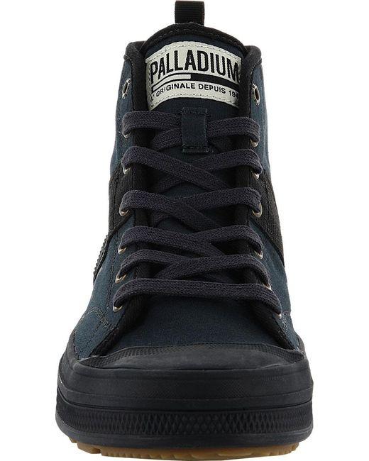 Palladium S_U_B Hi CVS Camo High Top Sneaker(Men's) -Safari/Camo Textile Cheapest For Sale Excellent Sale Online Clearance Online Official Site Outlet Official Site Discount Best Sale YTyCitK