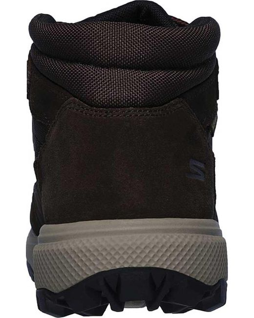 808a5b609c6 ... Skechers - Brown Go Outdoors Ultra Adventures Hiking Boot - Lyst ...