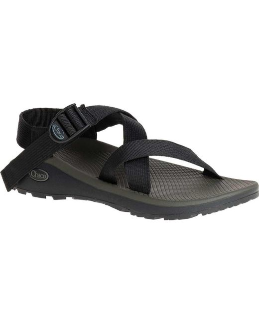 62da47dc0 Chaco - Black Z cloud Sandal for Men - Lyst ...