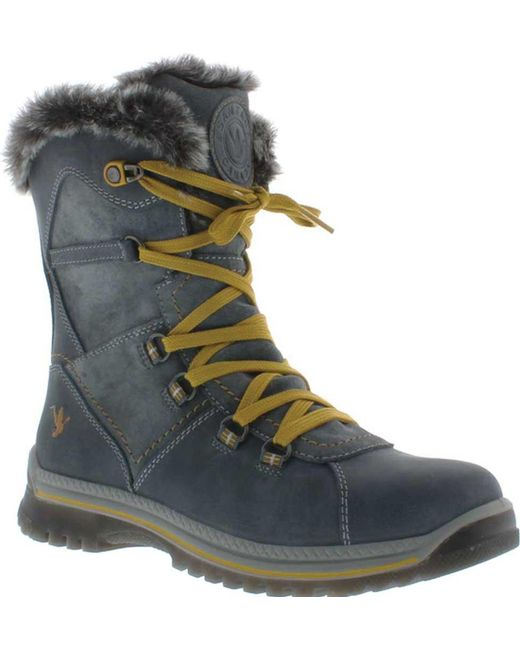 Santana Canada - Gray Majesta2 Short Boot - Lyst
