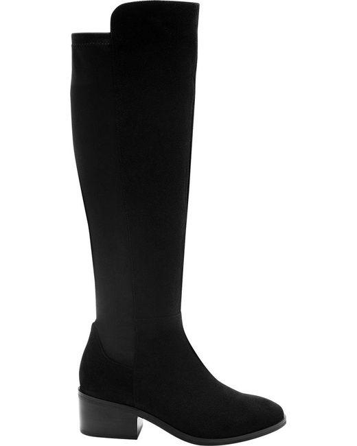 4609d528d9b Blondo - Black Gallo Waterproof Over The Knee Boot - Lyst ...