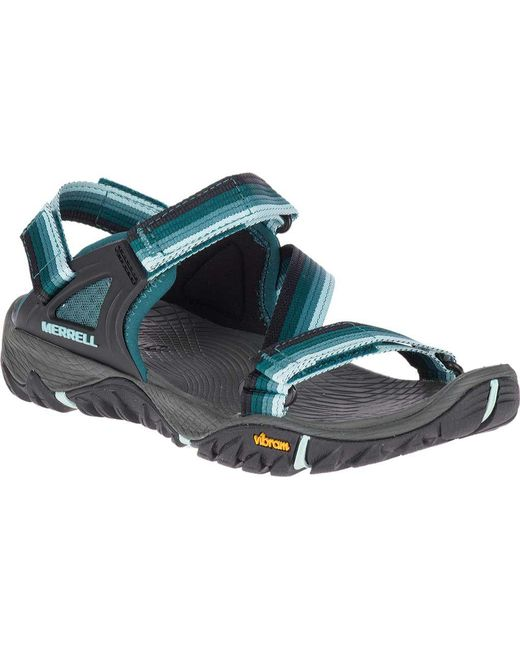 Merrell All Out Blaze Web Active Sandal (Women's) ZN8fBX