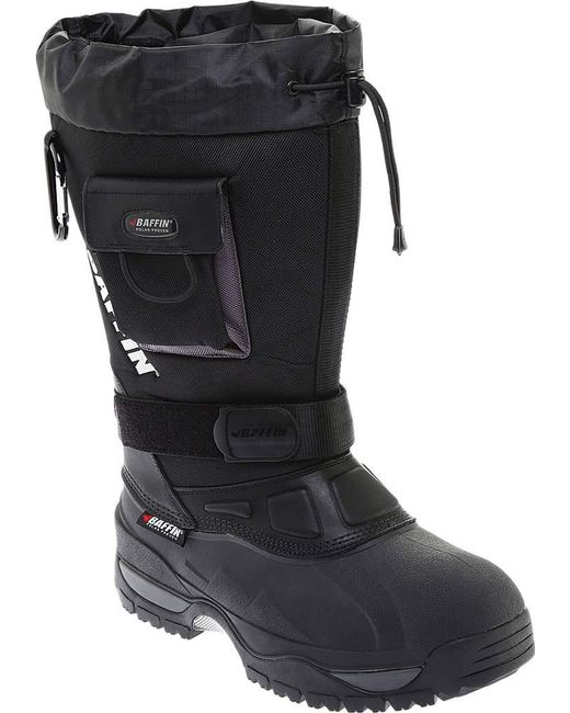 Baffin - Black Endurance Snow Boot for Men - Lyst