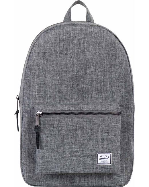 Herschel Supply Co. - Gray Settlement Backpack - Lyst