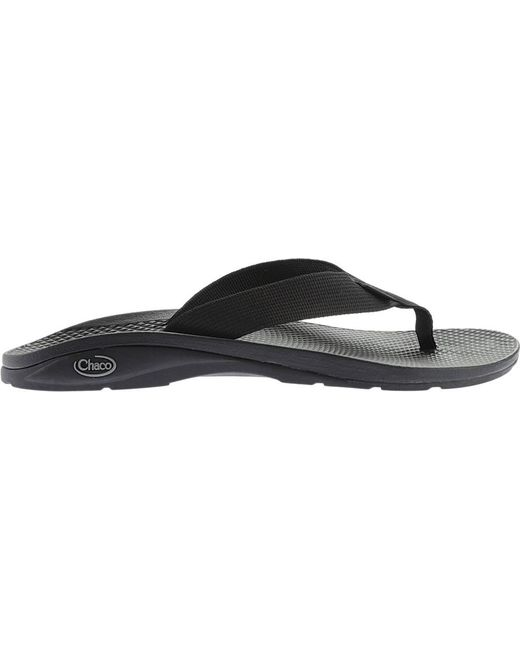 1021cae3e78d Lyst - Chaco Flip Ecotread Flip-flops in Black for Men - Save 13%