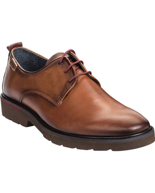 Pikolinos - Brown Salou Derby Shoe M9m-4201c1 for Men - Lyst