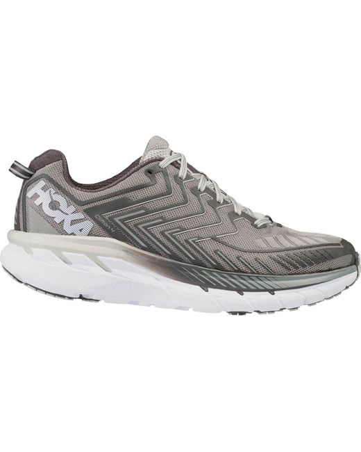 Hoka One One Clifton 4 Road Running Shoe(Men's) -Griffin/Micro Chip Cheap Sale Prices orvBLZyme