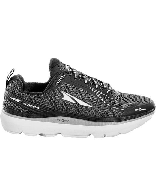 3db59beda2d4 Lyst - Altra Paradigm 3.0 Running Shoe in Black for Men