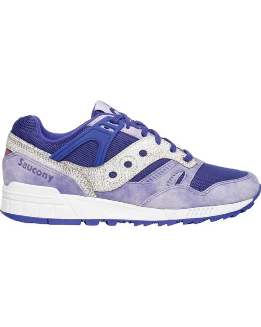 innovative design fc92d f4403 ... Saucony - Purple Dirty Snow Ii Grid Sd for Men - Lyst ...