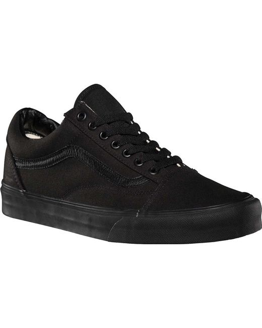 3c016d43cdd01b Vans - Black Old Skool Sneaker for Men - Lyst ...