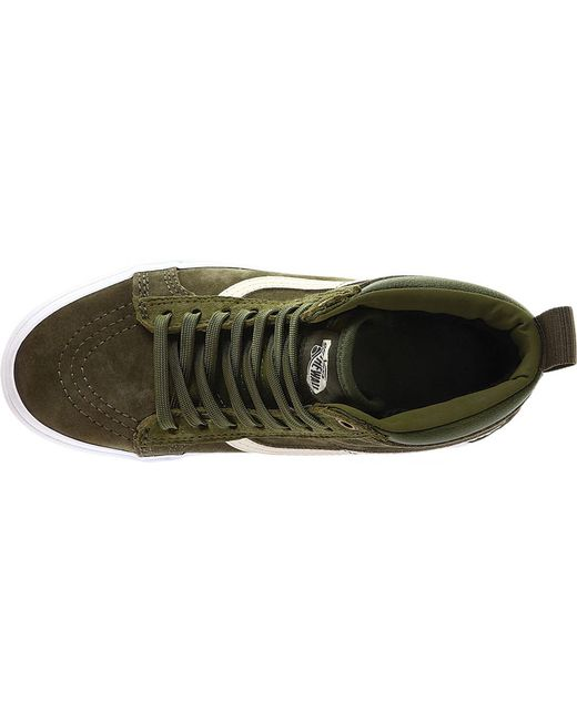 3386acc1643410 Lyst - Vans Sk8-hi Mte in Green for Men - Save 51%
